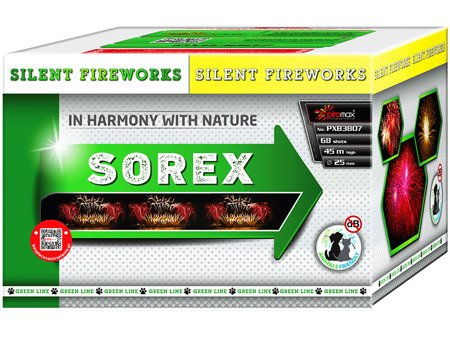 """Sorex PXB3807 - 68 strzałów 1"""""""