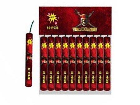 Stroboskopy Pirats MFS64-20