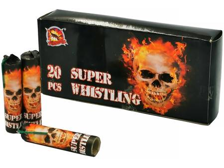Super Whistling Thunder (gwizd+huk) CLE0205 - 20 sztuk