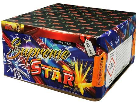 """Supreme Star F2S20 - 100 strzałów 0.8"""""""