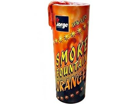 Świeca dymna pomarańczowa JFS-1