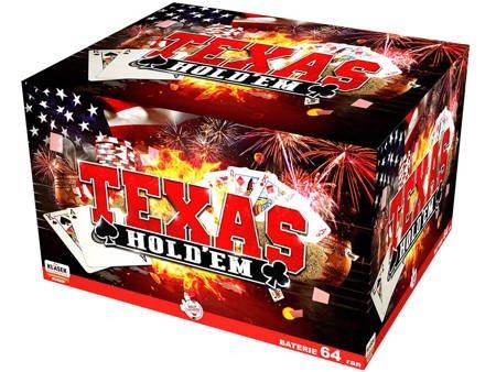 Texas Holdem C64MT - 64 strzały MIX