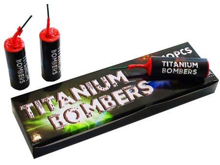 Titanium Bombers CL01 - 10 sztuk