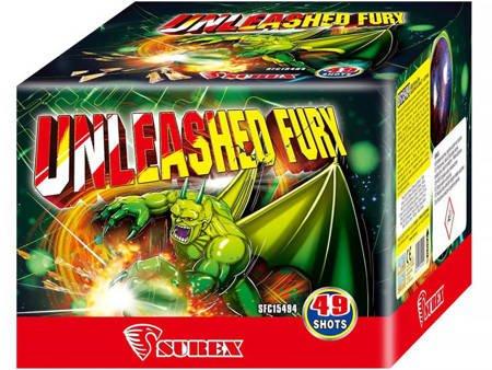 """Unleashed Fury SFC15494 - 49 strzałów 1"""""""