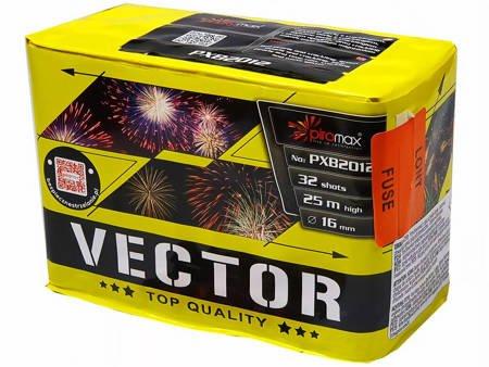 "VECTOR PXB2012 - 32 strzały 0.6"""