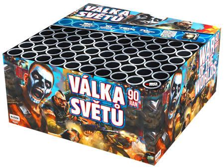 """Válka světů C9020V - 90 strzałów 0.8"""""""