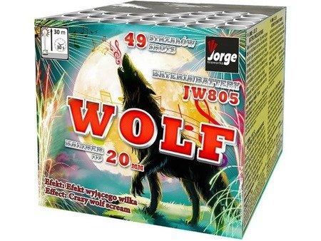 """Wolf JW805 - 49 strzałów 0.8"""""""