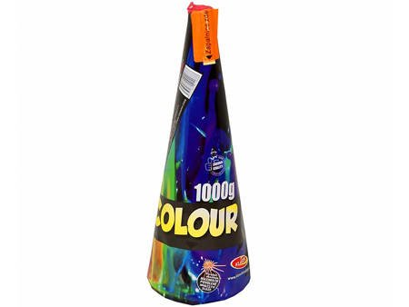 Wulkan kolorowy F1000C - 60 sekund