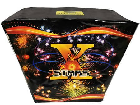 "X-STARS TXB850 - 25 strzałów 1.2"""