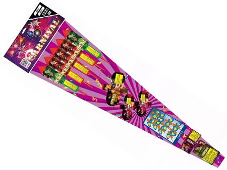 Zestaw pirotechniczny Carnival CA2327