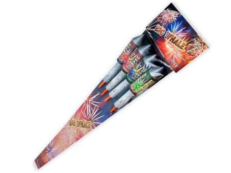 Zestaw rakiet Big Whale 1 TXR136