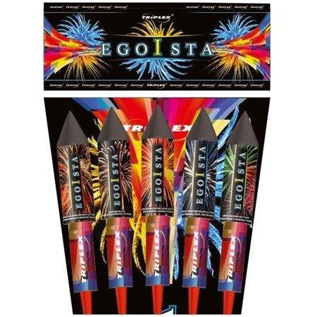 Zestaw rakiet Egoista TXR570 - 5 sztuk