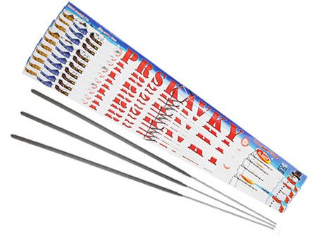 Bardzo Długie Zimne Ognie VP90 90cm - 30 sztuk