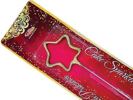 Zimny Ogień Gwiazda (Cake Sparkler) VP12TH